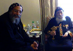 pope tawadros in cleveland